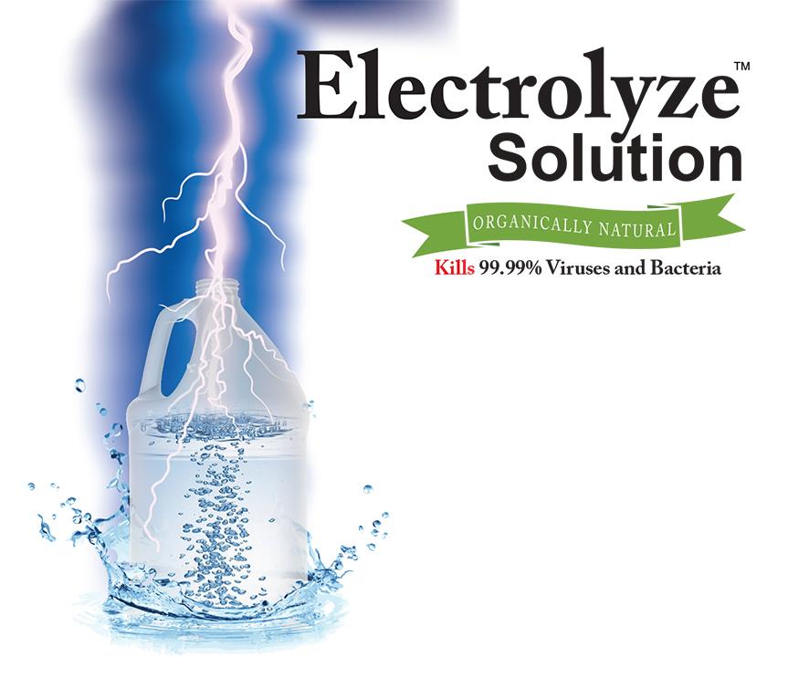 Electrolyze Disinfectant