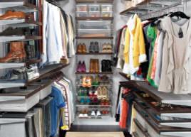 Closet Odor